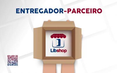 Libshop – Entregadores